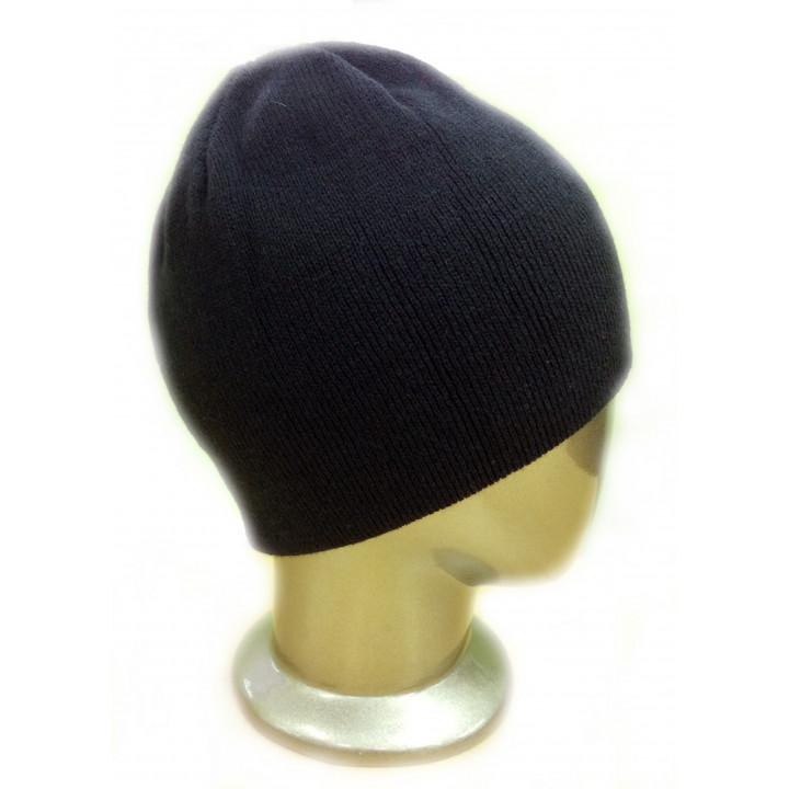 105386 двусторонняя шапка детская