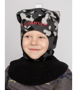 Бостон шлемик детский трикотажный