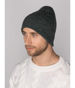 Сноу шапка трикотажная